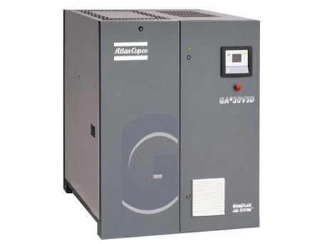 阿特拉斯GA15-30变频空压机