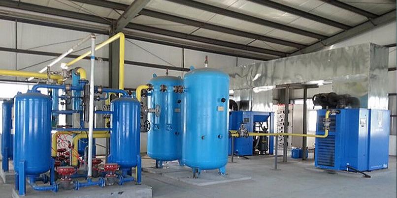 恒捷机电空气压缩机解决方案定制案例