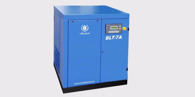 恒捷机电博莱特空压机解决方案定制案例