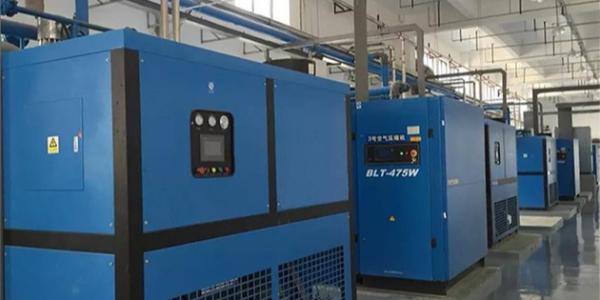 博莱特空压机助力重工集团成功实现可持续发展