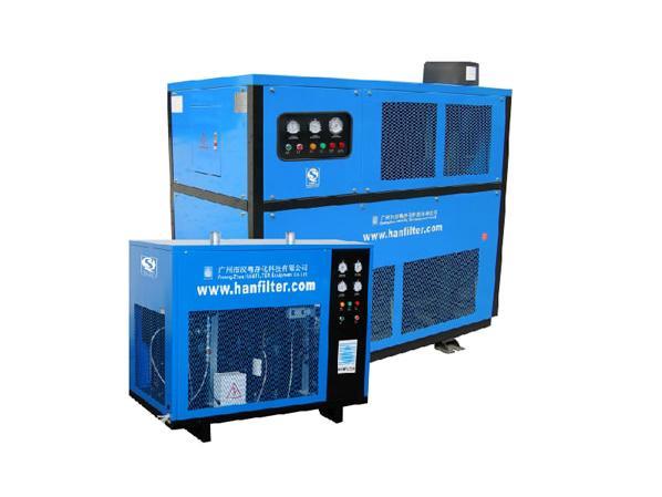 汉粤HAD系列高温风冷型冷干机