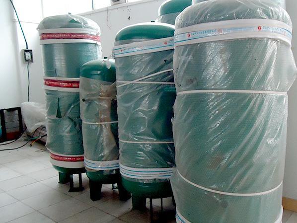 上海申江品牌储气罐