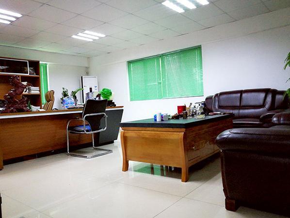 恒捷机电办公室