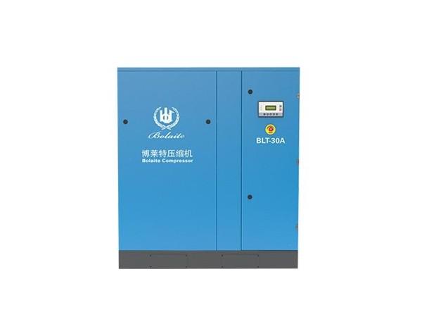 博莱特空压机余热回收装置,协助企业实现年度节电约100万度!