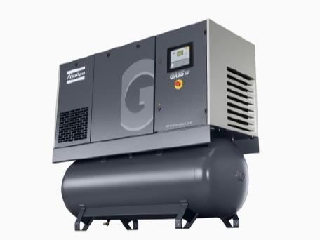 GA15-22螺杆式空压机