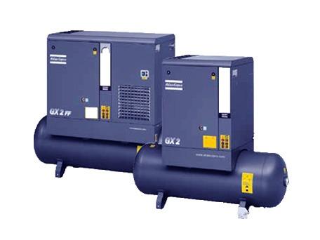 阿特拉斯GX4螺杆空压机