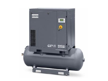 GXe7-22螺杆式空压机