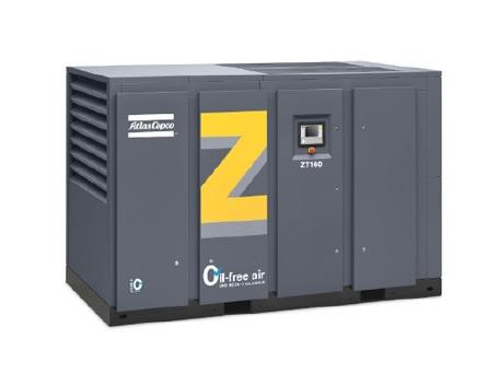 ZT110-160无油螺杆空压机