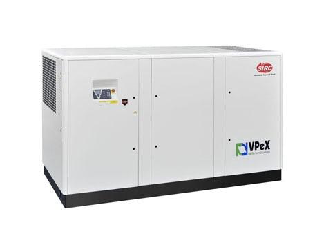 螺杆空压机VPeX15-160